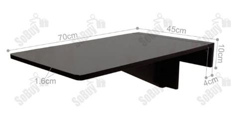 table de cuisine rabattable table murale rabattable en bois table pour les enfants table de cuis