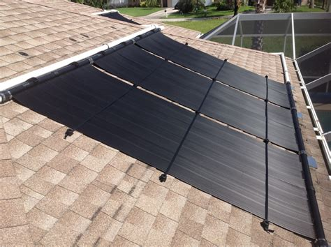 Solar Heating Drapes - why are solar pool heaters sized based on surface area