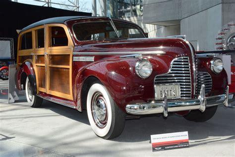 buick super estate wagon car  catalog