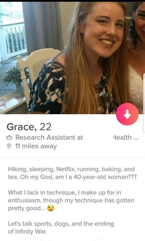 Funny Tinder Bios From Girls Profiles Mandatory