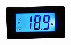 Aliexpress Com   Buy Lcd Display Ogo Amp Meter With Shunt