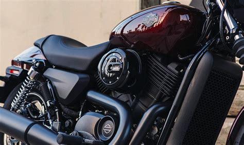 Harley Davidson Street 500 Specs