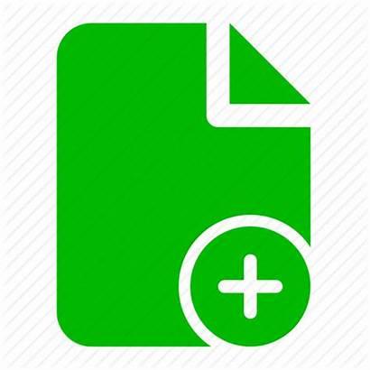 Icon Document Doc Plus Icons Data Editor