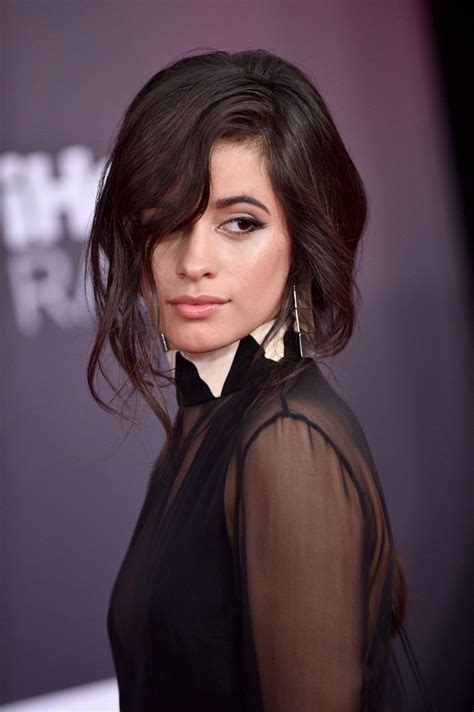 Camila Cabello Iheartradio Music Awards Inglewood