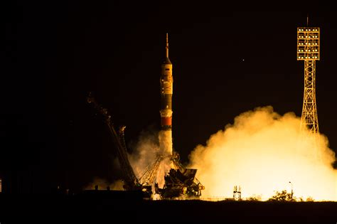 Launch, Docking Returns Space Station Crew To Full