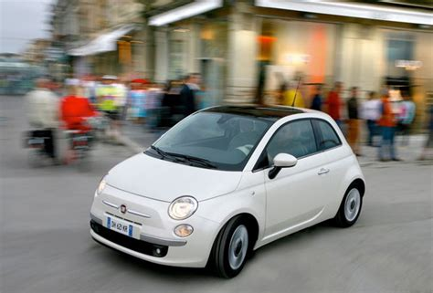 Fiat Or Mini by 2009 Fiat 500 Test Drive Will Retro Fiat Be Chrysler S