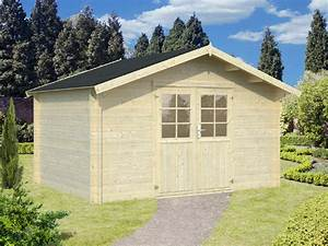 Otto Gerätehaus Holz : 34 mm gartenhaus greta ca 4x3 m ger tehaus blockhaus holz ~ Articles-book.com Haus und Dekorationen