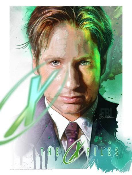throughtimeandstarlight   X files, Mulder, 25 years ago today