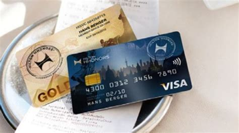Hilton credit card is one of the credit cards being operated on by american express. Hilton HHonors Credit Card