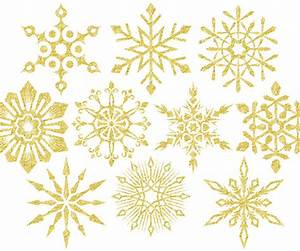 Gold Glitter Clip Art (67+)