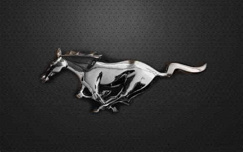 Ford Mustang Emblem Wallpaper by Ford Mustang Emblem Wallpaper Wallpapersafari