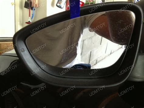 General Diy Guide To Install Led Under Side Mirror Puddle