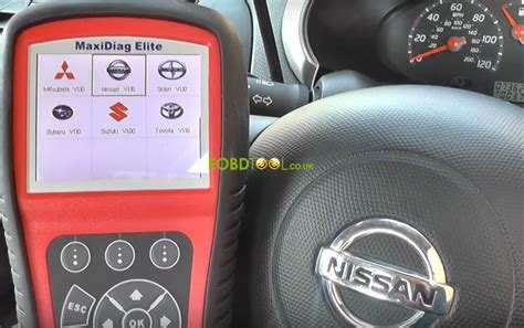 turn off airbag light how autel md802 turn off nissan micra airbag light