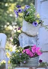 Rustic Garden Decor Image Library