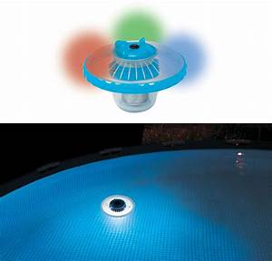 Lampe De Piscine : lampe intex led flottante ~ Premium-room.com Idées de Décoration