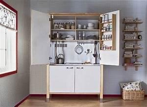 Mini cucine Cucine Monoblocco Tutto al suo posto in poco spazio con le mini cucine