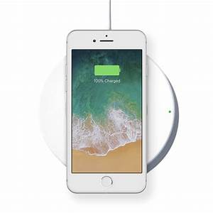 Iphone Wireless Charger : boostup wireless charging pad for iphone x iphone 8 plus ~ Jslefanu.com Haus und Dekorationen