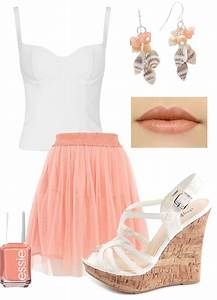 15 Cute Summer Polyvore Outfits - Always in Trend | Always ...