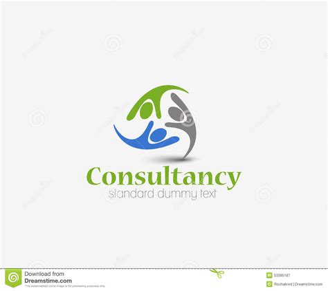 Consultancy Logo Stock Vector Illustration Of Consulting. Ocean Logo. Ray Signs. Law Office Murals. Scribble Lettering