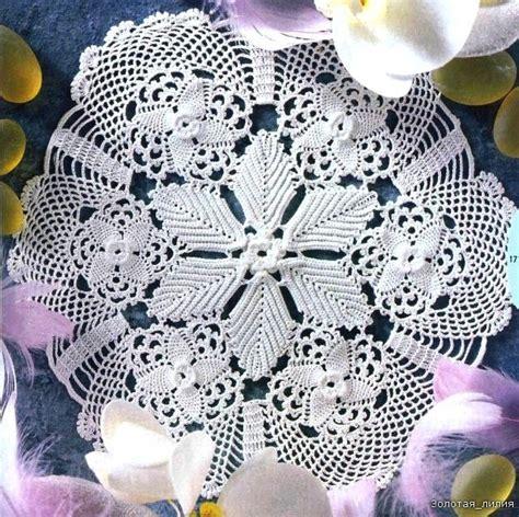 cover crochet  pattern  table crochet patterns