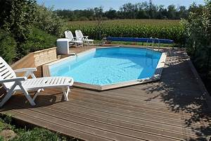 amenagement exterieur piscine quel type de piscine With quel type de piscine choisir