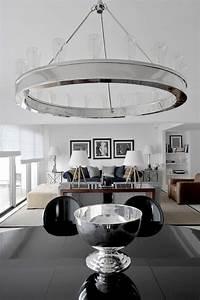 Lustre Design Salon : lampe salon confort maximal dans votre espace 24 id es sympas d cor salon marocain ~ Teatrodelosmanantiales.com Idées de Décoration