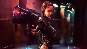3840x2160, Warrior, Girl, Cyberpunk, Futuristic, Artwork, 4k, Hd, 4k, Wallpapers, Images, Backgrounds