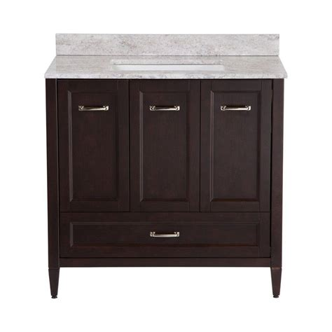 Home Decorators Collection Home Depot by Home Decorators Collection Claxby 36 In Vanity In