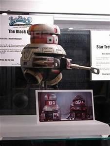 The Black Hole robot-props | ziFi | Pinterest | Bobs, The ...