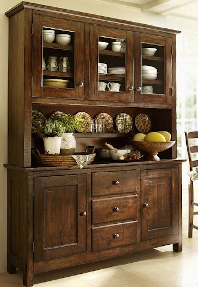 dining room buffets and hutches benchwright buffet rustic mahogany stain wood buffets