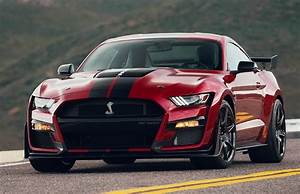 2020 Ford Mustang Shelby GT500 Coupe Colors, Release Date, Interior, Price | 2020 - 2021 Cars