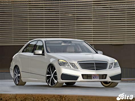 Fake Mercedes Benz E Klasse