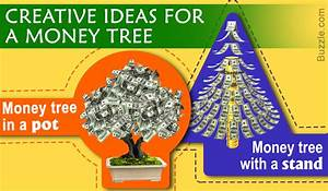 Incredibly Simple Ideas to Gift a Unique Money Tree ...