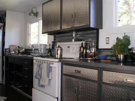 sheet metal single wide remodel mobile home living