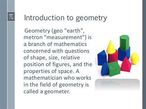Euclid' S Geometry