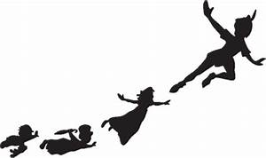 """""""Peter Pan"""" Stickers by carlamiller8 Redbubble"""