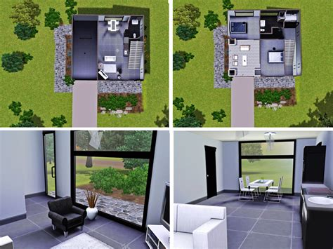 Sims Freeplay Second Floor Patio by Dramatic Contemporary With Second Floor Deck The Sims 3