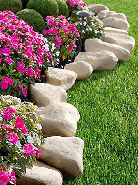 Gartenumrandung Aus Stein by Landscape Edging 11 Easy Ways To Set Your Garden Beds