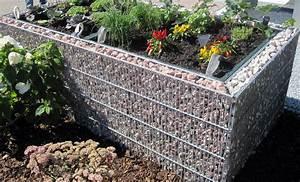 Mauer Aus Betonfertigteilen : hochbeete n hmer beton kies splitt steinkorb ~ Markanthonyermac.com Haus und Dekorationen
