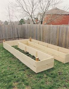 Diy Easy Access Raised Garden Bed  U2013 The Owner