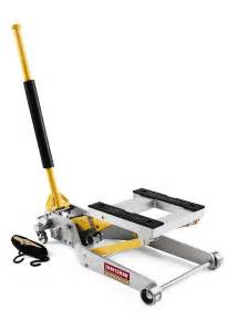 craftsman 50244 3 ton aluminum floor sears outlet