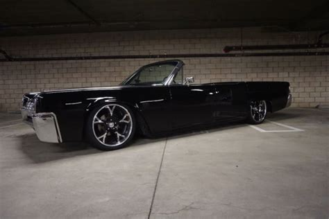 classic  lincoln continental convertible suicide doors