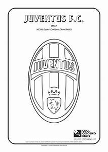 Cool Coloring Pages - Soccer Clubs Logos / Juventus F.C ...