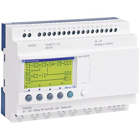 si e social schneider electric modulo di controllo plc schneider electric sr3 b261bd