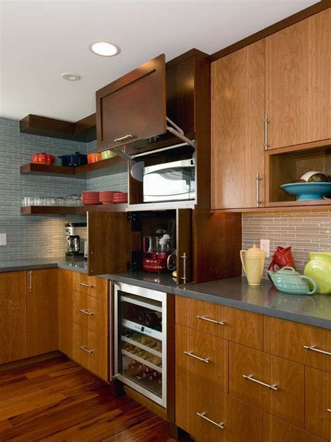 color kitchen cabinets 1000 ideas about microwave cabinet on 3446