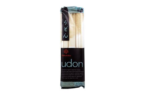 cuisine japonaise les bases nouilles udon bio 270 g la boutique du japon