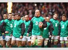 Ireland's 2015 Rugby World Cup squad Rugby World