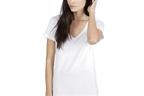 the 16 best white t shirts for women 2018