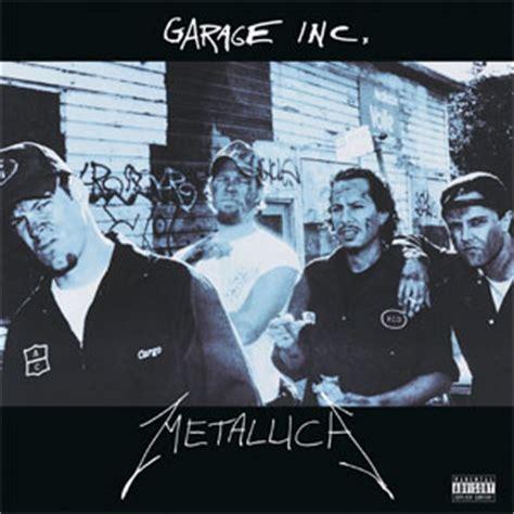 Metallica Garage Inc 3xlp