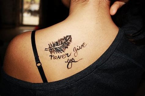 cute tattoo quotes  girls quotesgram